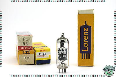 Agressief Pl95 Vacuum Tube, Valve, Röhren, Nos, Nib. X1 100% Origineel