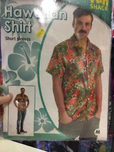 8006458a9 Magnum Pi 1980s hawaiian shirt fancy dress 80's magnum Costume Fancy ...