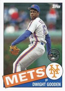 2020-Topps-Update-1985-Topps-Baseball-35th-Anniversary-85TB-26-Dwight-Gooden