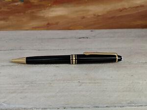 MONTBLANC-Meisterstuck-Gold-Trim-Classique-164-Ballpoint-Pen-EXCELLENT