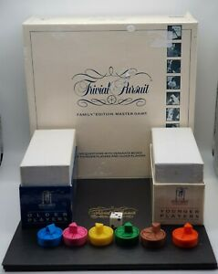 VINTAGE-Retro-Trivial-Pursuit-Family-Edition-Master-Board-Game-1988-PARKER