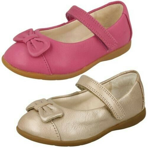 Baby Girls First Clarks Walking Shoes