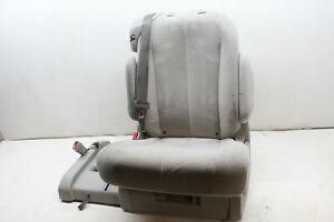 2012-TOYOTA-SIENNA-SECOND-ROW-LEFT-SEAT-GRAY-FABRIC-FC14-OEM-12-13-14-15-16-17