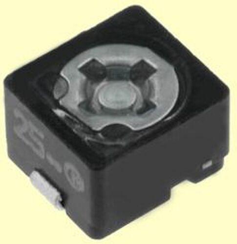 Murata  SMD Trimmkondensator  7-50pF  50V  schwarz  4,5x4x3,2mm  NEW #BP 2 pcs