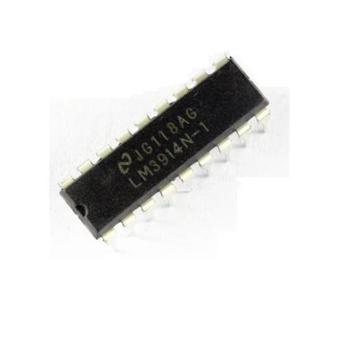 10PCS IC LM3914N LM3914N-1 DIP18 NS NEW