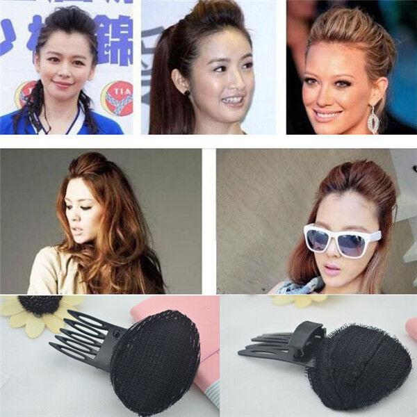 HOT Women Lady Hair Styling Clip Stick Bun Maker Braid Tool Hair Accessories