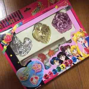 Sailor Moon S Beads Jewelry Beads Jewelry Making Kit Rare Japan Ebay
