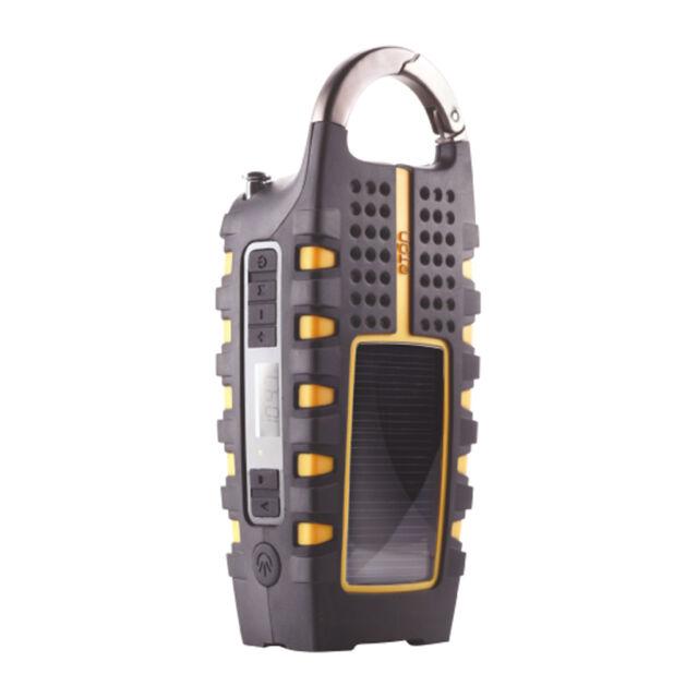 Eton Scorpion Shortwave LCD Flashlight Digital SW AM FM Radio New