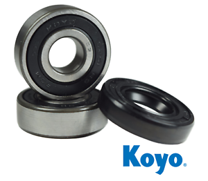 Honda XR50R Rear Wheel Bearing and Seal Kit 2000-2003 KOYO Made In Japan