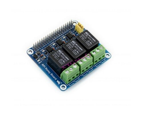 NEW Raspberry Pi Expansion Board Power Relay Module for Raspber.. Free Shipping
