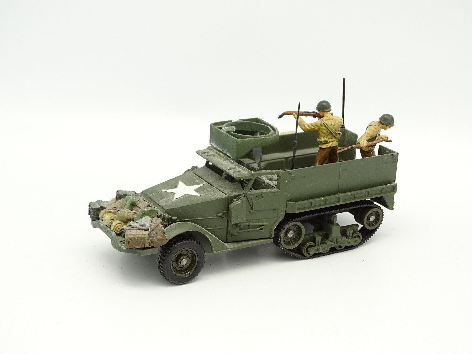 Ejército solido SB 1   50 - semioruga m3, tripulación de la serie opag