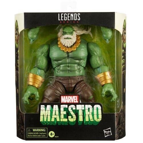 Marvel Legends Maestro Hulk 6-inch Action Figure LIMITED EDITION PRE-ORDER