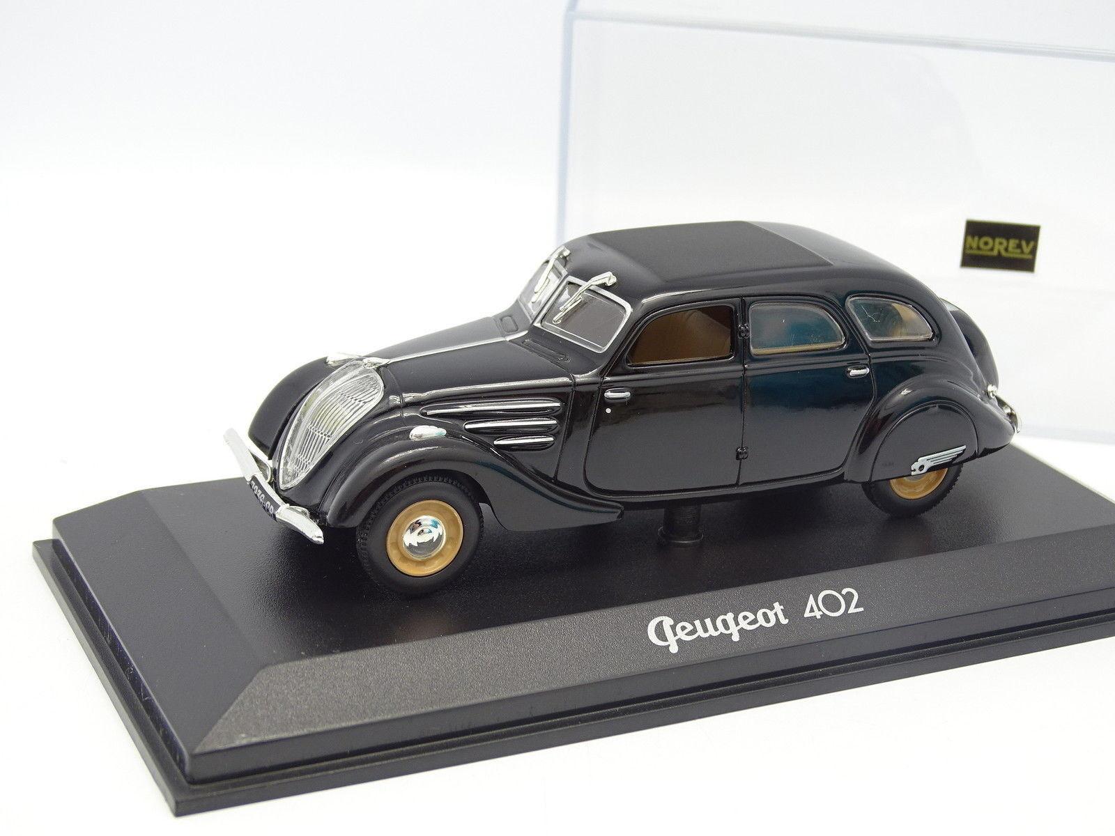 Norev CEC 1 43 - - - Peugeot 402 black 6a9de4