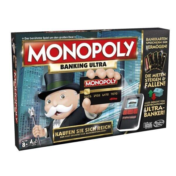 Hasbro Monopoly Banking Ultra Hersteller Nr. 61052534