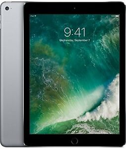 NEW 2017 Apple iPad Wi-Fi Space Gray| Apple India Warranty...