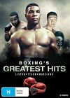 Boxing's Greatest Hits (DVD, 2013, 3-Disc Set)