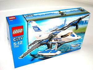 Hydravion de police Lego® City 7723 New Ovp Hydravion de police New Misb Nrfb