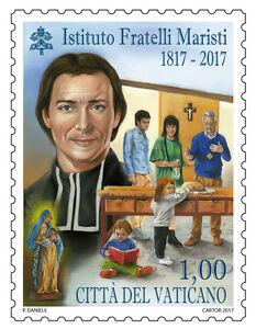 Prevendita-Vaticano-2017-100-fondazione-Istituto-dei-Fratelli-Maristi