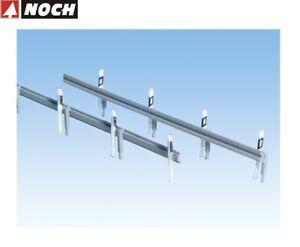 NOCH-H0-60511-Leitplanken-und-Begrenzungspfosten-NEU-OVP