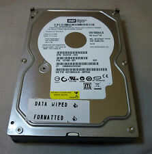 "160GB Western Digital wd1600aajs-60psa0 437480-001 3.5 ""SATA Disco Rigido"