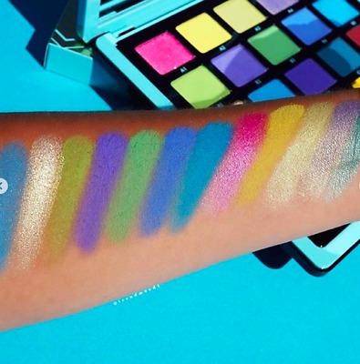 Norvina Pro Pigment Palette Vol. 1 by Anastasia Beverly Hills #17