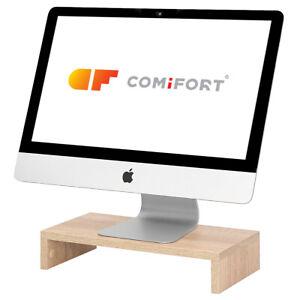Escritorio de Oficina Estante Elevador de Pantalla Pantalla LCD para TV Soporte para Monitor de Escritorio Ordenador port/átil