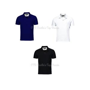Banana Republic Men/'s Authentic Dress Polo Super Soft Touch Cotton Solid Color