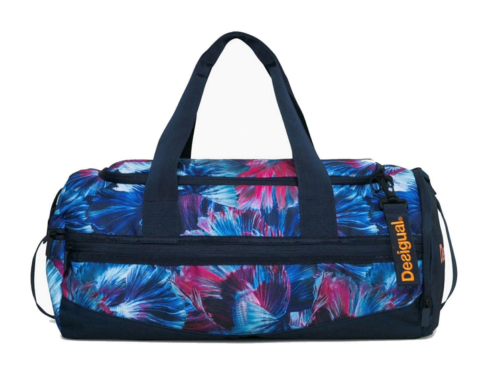 Desigual Borsa  Sportiva Atlantis Tube Shoulder Bag  there are more brands of high-quality goods