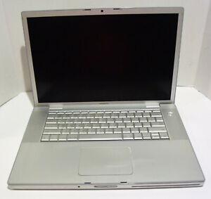 """Apple MacBook Pro A1226 15.4"""" Laptop - MA895LL/A (June, 2007) - Parts/Repair"""