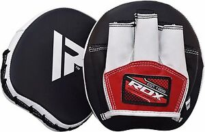Single Item FC Thai Kick Boxing Strike Arm Pad MMA Focus Muay Punch Shield Mitt