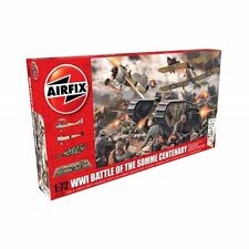 AIRFIX A50178 BATTLE OF THE SOMME CENTENARY GIFT SET 1/72