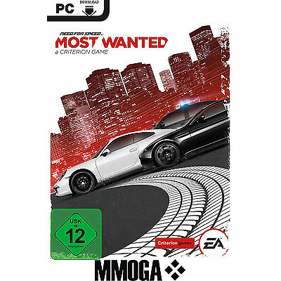 Need for Speed Most Wanted Key - EA Origin Download code - PC Spiel NFS DE/EU