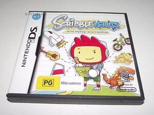 ScribbleNauts-Nintendo-DS-3DS-Game-No-Manual
