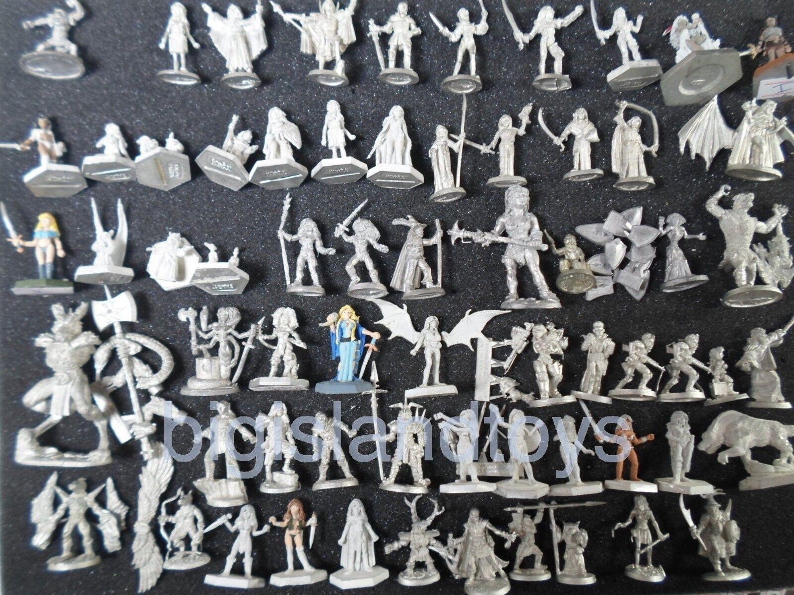 Der partha 1990 - 1997 ad & d persönlichkeiten 25mm planescape miniaturen [entscheidung]