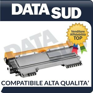 TONER-BROTHER-COMPATIBILE-TN2220-2230-2240D-2250D-2270DW-MFC-7360N-7460-DCP-7065