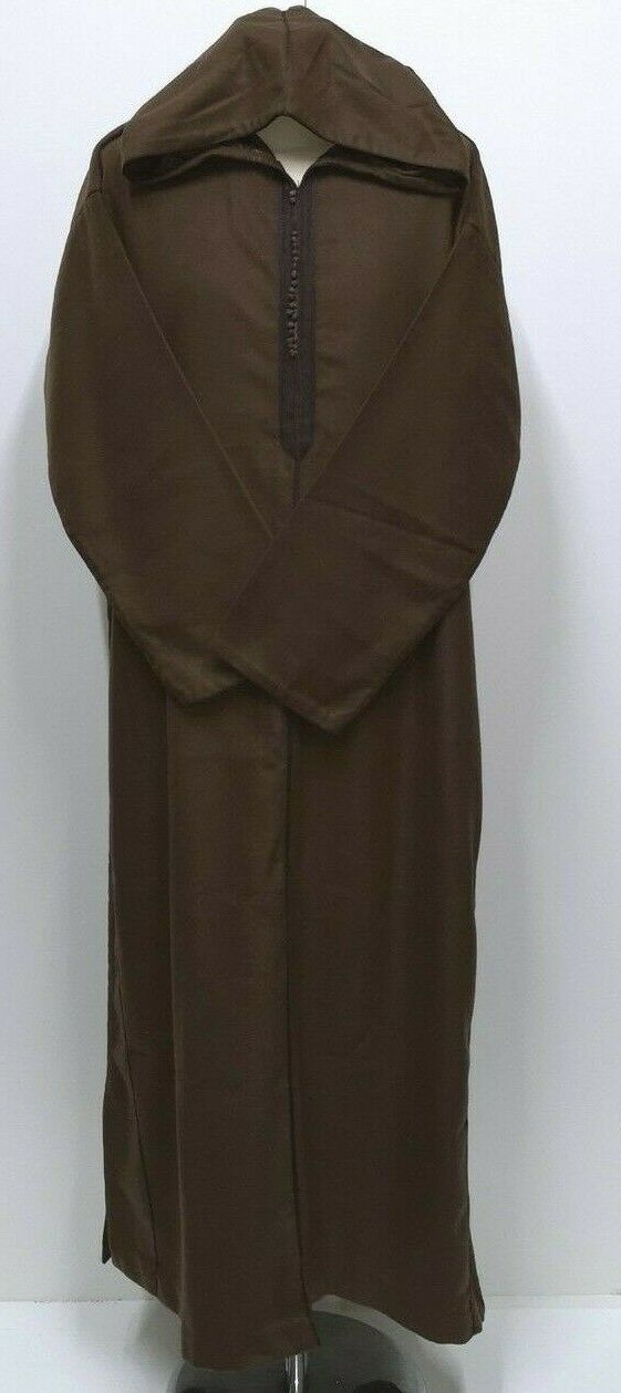 Size 56 Men Mgoldccan winter wool hooded LONG SLEEVES thobe Djelleba.JUBBA