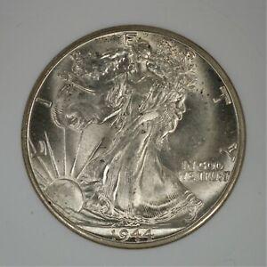 1944-D Walking Liberty Half MS64 PCGS Mint State 64