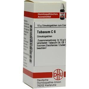 Tabacum-C6-globuli-10G-pzn4239554