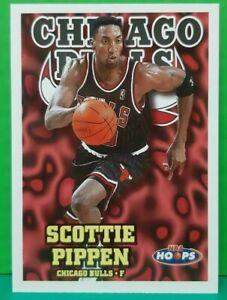 Scottie Pippen regular card 1997-98 Skybox NBA Hoops #29