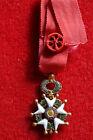 T') Médaille en réduction de la légion d'honneur en l'état french medal