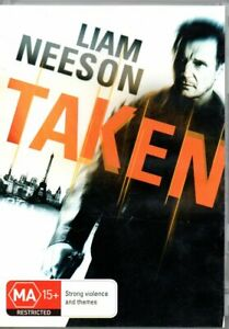 Taken-REGION-4-DVD-FREE-POST