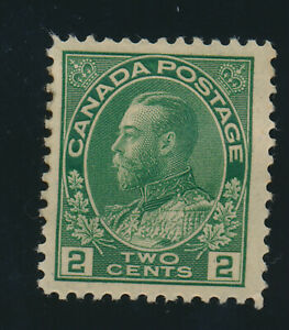 Canada-Stamp-Scott-107-Mint-Hinged