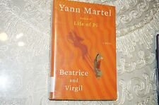Beatrice And Virgil (2010) by Yann Martel, Life Of Pi Author First Ed. HCDJ