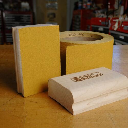 3M Stikit Self-adhesive Abrasive 600-grit 15 yards