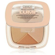 LOreal Paris True Match Lumi Powder Glow Illuminator, Golden [W102] 0.31 oz
