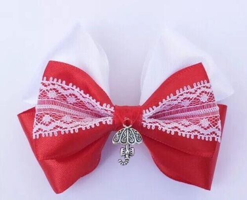 Disney Themed Mary Poppins Hair Bow By Bow Necessities.