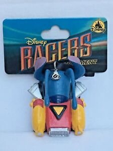 """Disney Parks Racers Star Wars /""""BB-8/"""" Car Ornament New with Hang Card"""