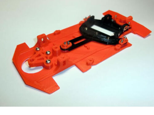 Chassis Honda HSV Compatible Scaleauto Mustang Slot High Performance Ref kp0003
