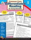 Differentiated Reading: Differentiated Reading for Comprehension, Grade 5 (2014, Paperback)