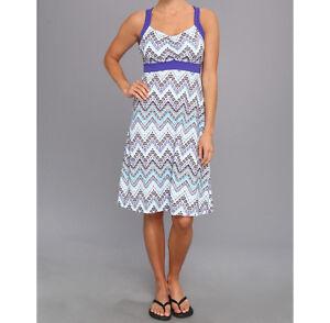 Prana-Women-039-s-Amaya-Sleeveless-Summer-Empire-Shelf-Bra-Yoga-Dress-X-Small-New